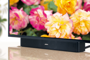 Bose『Solo 5 TV sound system』