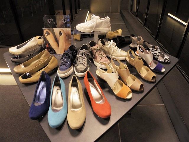 デザイン性を追求しながら外反母趾に優しい女性靴ブランド「fitfit」人気の理由