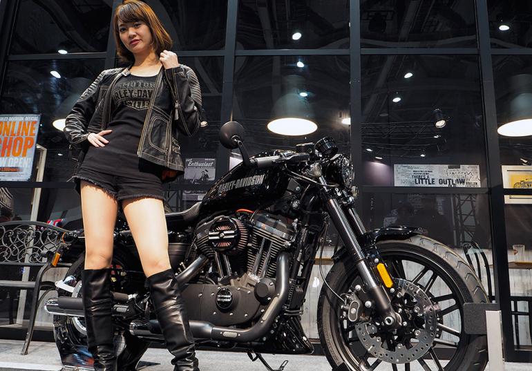 モーターサイクルショー  | Honda