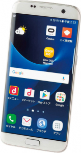 Samsung『Galaxy S7 edge』