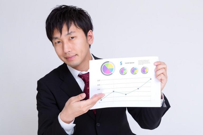 プレゼンをよりわかりやすく効果的にするグラフの使い分け|@DIME アットダイム