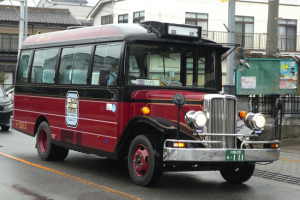 川越の観光地を結ぶ「小江戸巡回バス」で行く週末ぶらり旅
