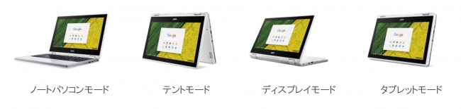 Acer Chromebook Spin 11『CP511-1H-F14N』