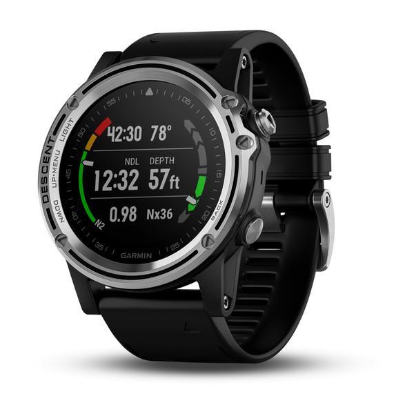 10b5010cfc GPSの位置情報が使える唯一のダイビングウオッチ、ガーミン『Descent Mk1』
