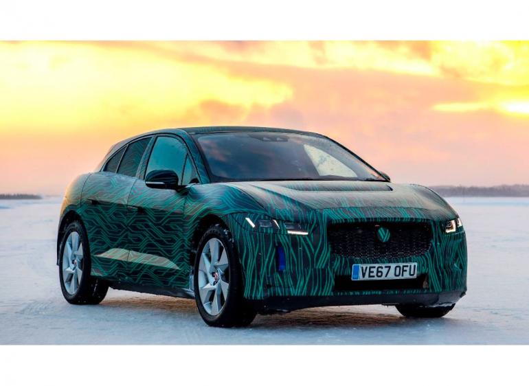 ジャガーが同社初の電気自動車のsuv i pace の動画を公開 dime