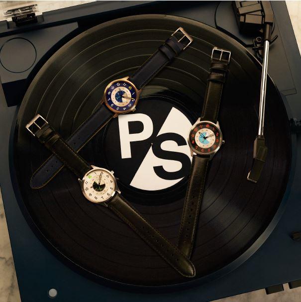c440ba4e43 2017年に誕生したPaul Smithのディフュージョンライン、PS Paul Smith から第2弾の新作ウオッチが4月5日より発売される。レコードからインスパイアされたデザインと、  ...