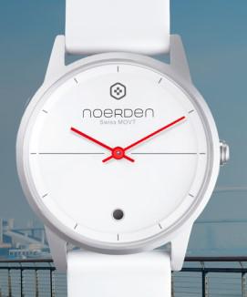 ad327bbffe ソフトバンク コマース&サービスは消費者参加型プラットフォーム、+Styleの「ショッピング」において、運動量や睡眠の深さなどを測定できるスマート ウオッチ『Noerden ...
