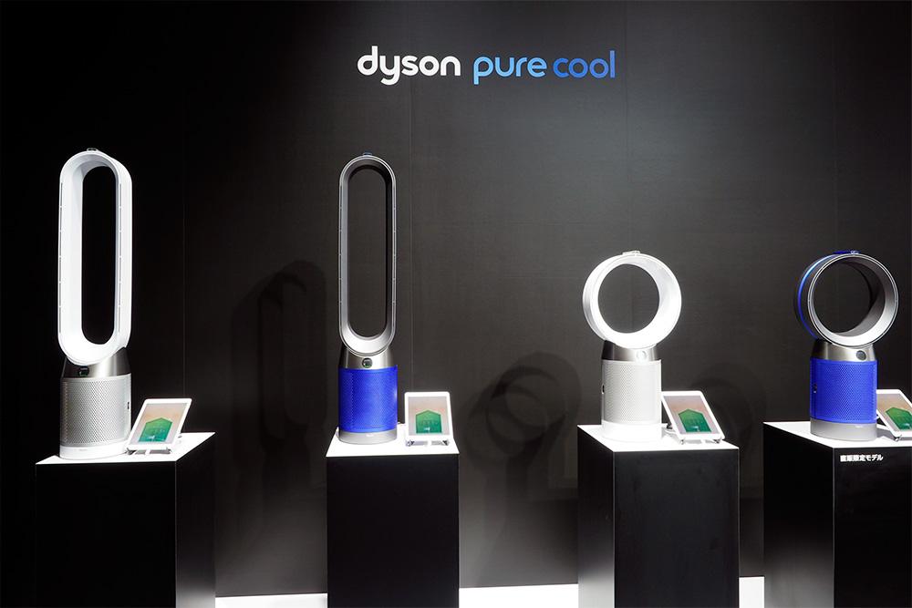 何がどう進化した?3種類のセンサーを内蔵したダイソンの新型空気清浄機『Pure Cool』