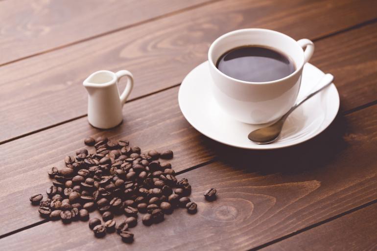 集中力、記憶力、企画力の中枢「前頭葉」を活性化する挽きたてのコーヒーの香り