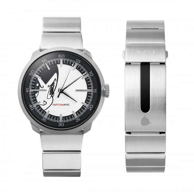d0ec68f5ba ソニーは、ハイブリッド型のスマートウオッチwena wristの新モデルとして、今もなお幅広い世代に支持されている「鉄腕アトム」「ブラック・ジャック」との  ...