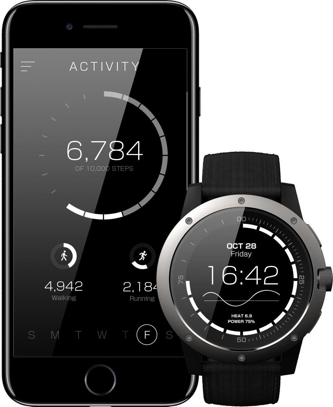 matrix powerwatch ファームウェア