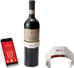 Kelvin『K2 Smart Wine Monitor』