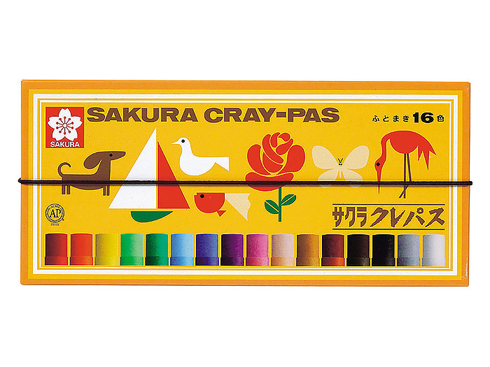 あの頃みんな使ってた 重ね塗りが楽しかったサクラクレパスのクレパスとクーピーペンシル Dime アットダイム