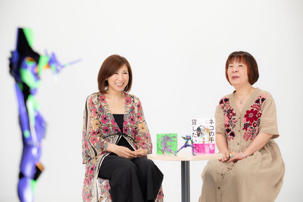 23年目にして初対談!及川眠子×...