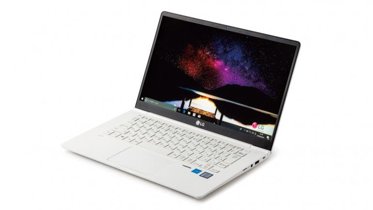 LGエレクトロニクス・ジャパン『gram 14Z980-GA55J』