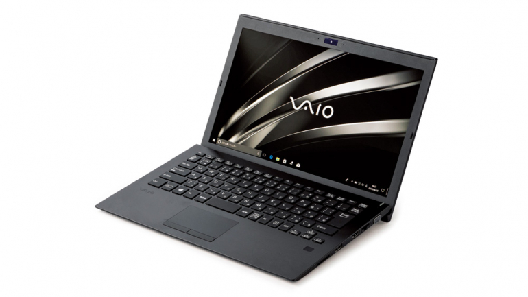 VAIO『VAIO S13 ALL BLACK EDITION VIS13290711A』