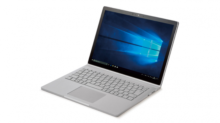 日本マイクロソフト『Surface Book2 13.5インチ』