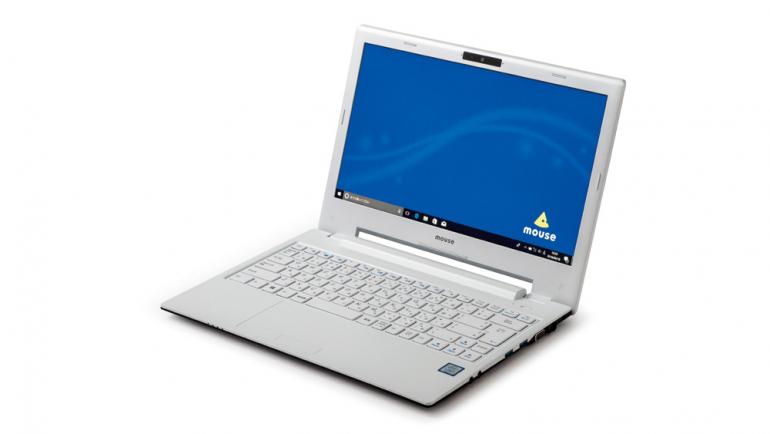 マウスコンピューター『m-Book J350SN-M2SH2-LTE』