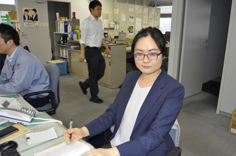 入省3年目の本音「相手の話をじっくりと聞くことができる監督官を目指したい」東京労働局・永田真梨子さん