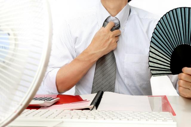 35度以上なら出社しなくてもOK?猛暑時にこそ求められる働き方改革
