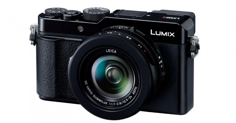 パナソニック「LUMIX DC-LX100M2」