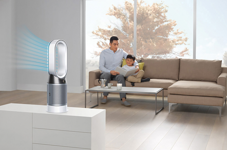Dyson Pure Hot+Cool空気清浄ファンヒーター