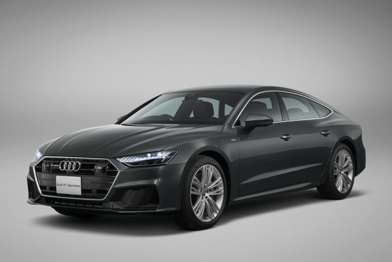 アウディ「Audi A7 Sportback」