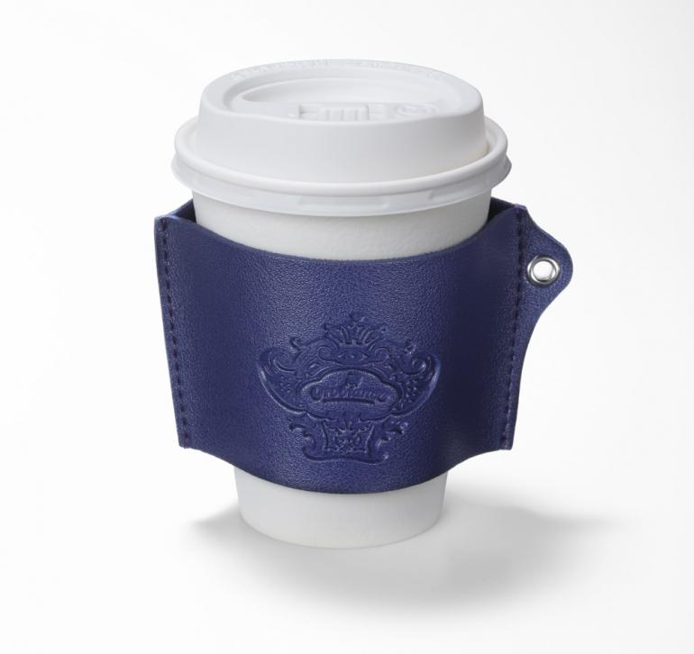 DIME最新号の特別付録はコーヒータイムをお洒落に彩るOrobiancoのコーヒーカップスリーブ!