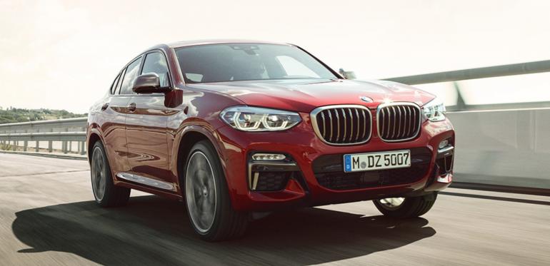 BMW「X4」