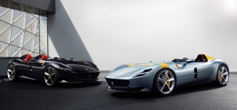 Ferrari Monza SP1&SP2
