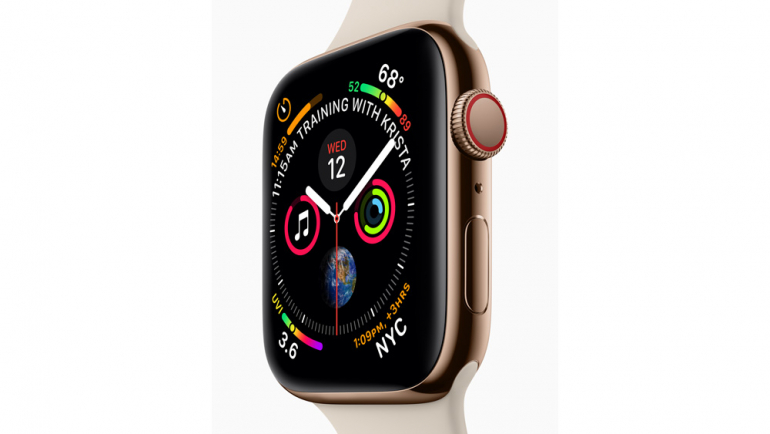 アップル『Apple Watch Series 4』