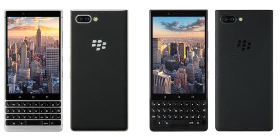 BlackBerry「BlackBerry KEY2」