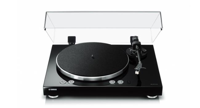 ヤマハ『MusicCast VINYL 500』『TT-S303』
