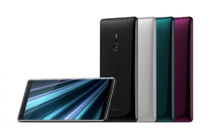 ソニーが6.0インチ有機ELディスプレイ搭載スマホ「Xperia XZ3」を発表