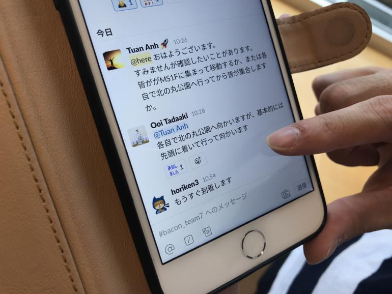 災害時にSlackで連携するIT企業の新たな防災対策とは?