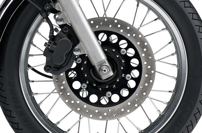 意外と知らないバイクのこと】ドラムブレーキって何?|@DIME アットダイム