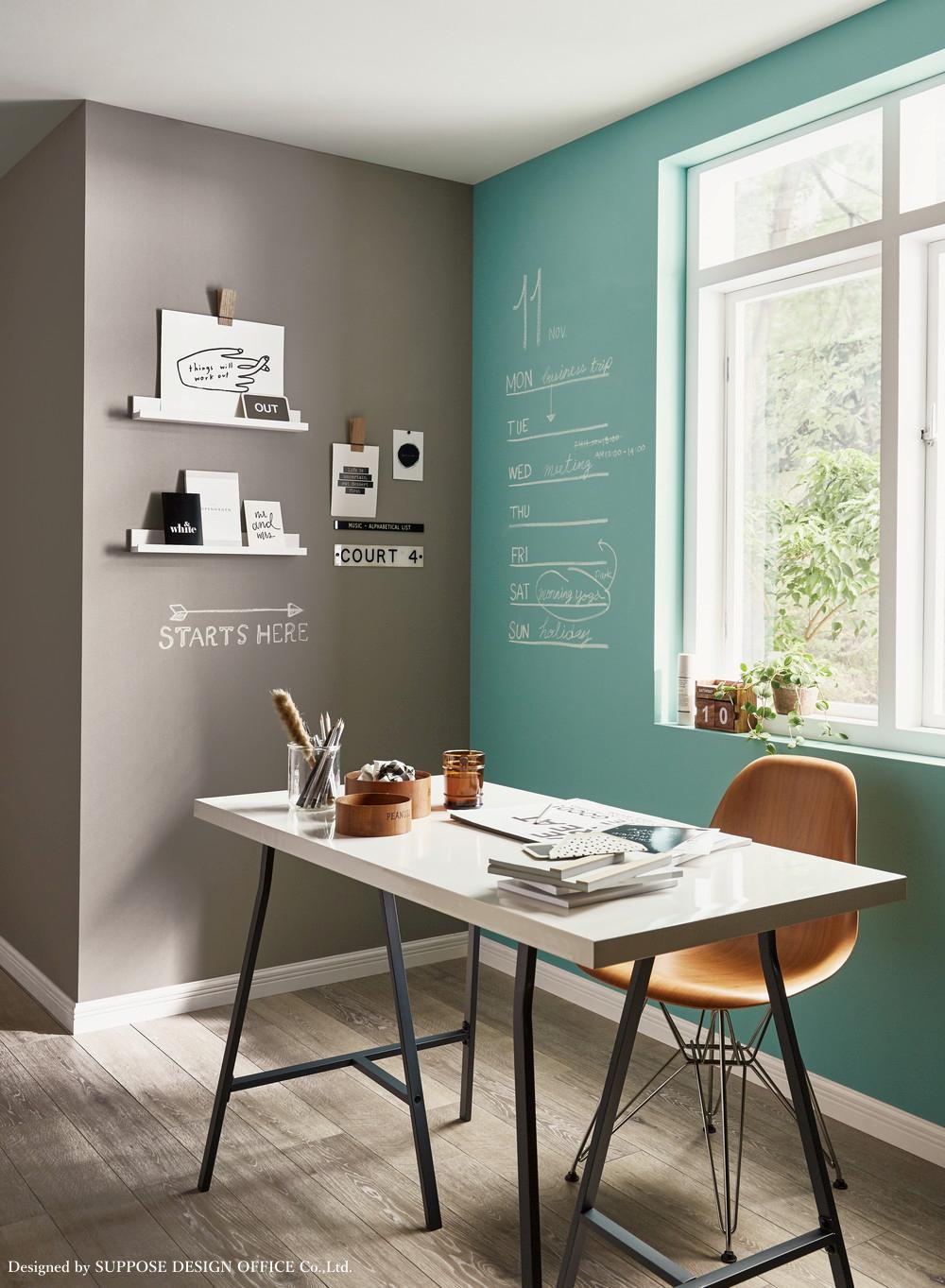 3ページ目 おしゃれな空間に変身 部屋の壁をデザインできる