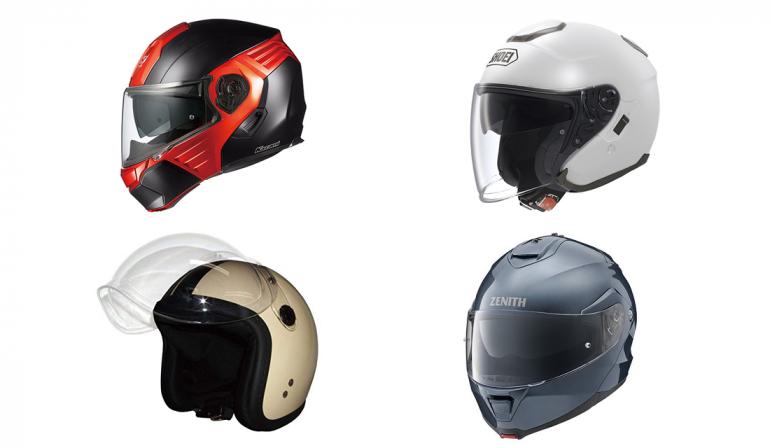 デザイン機能コスパで選ぶならどれバイクヘルメットのおすすめ10選