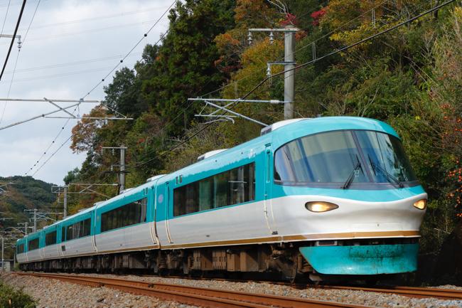 新幹線を補完するJR西日本の特急列車「くろしお」「パンダくろしお ...