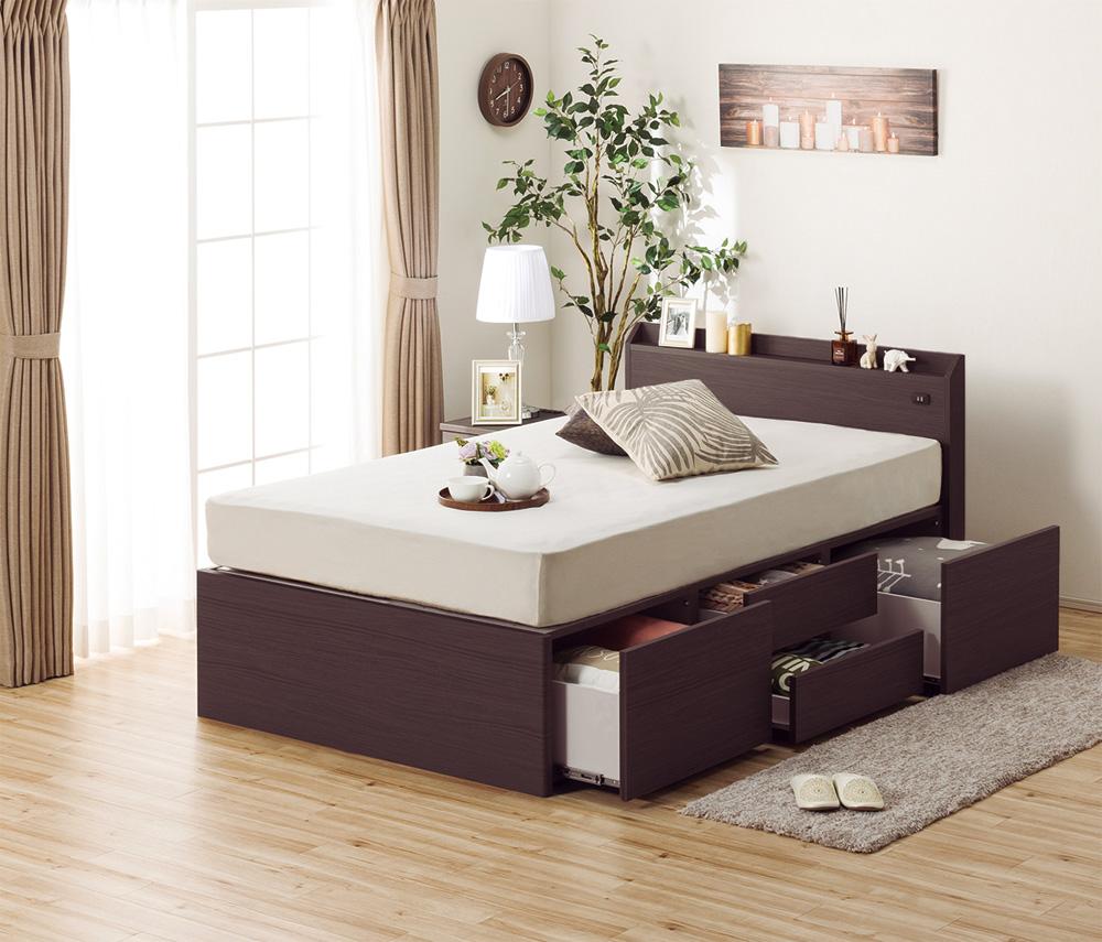の ベッド ニトリ