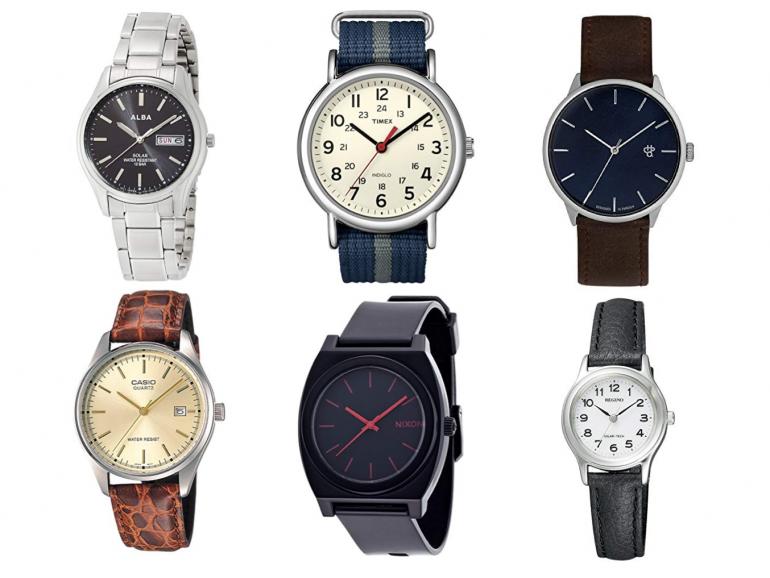 0dab26100558 1万円以下で買える腕時計おすすめ22選!オシャレ、シンプル、高く見えるモデルを厳選