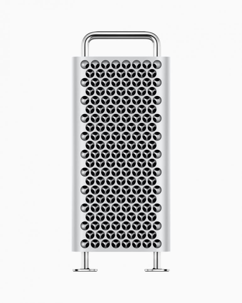 ff6c0d901005 おろし金デザインで話題の新型「Mac Pro」、その機能をチェック @DIME ...