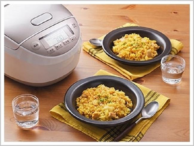 カレー ピラフ 炊飯 器
