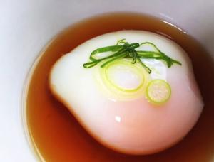 で 卵 レンジ 温泉