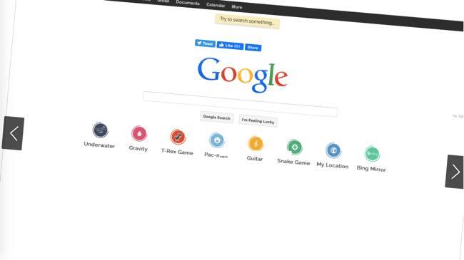 重力 グーグル