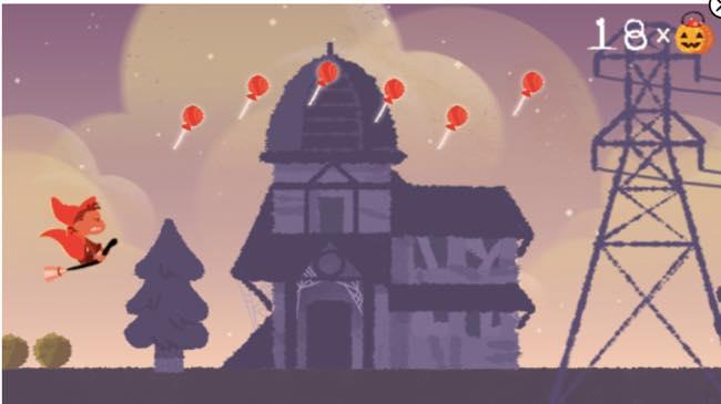人気 の google doodle ゲーム ハチ