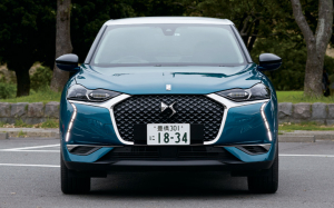 DS『DS 3 CROSSBACK』