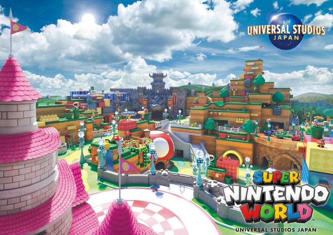 『SUPER NINTENDO WORLD』