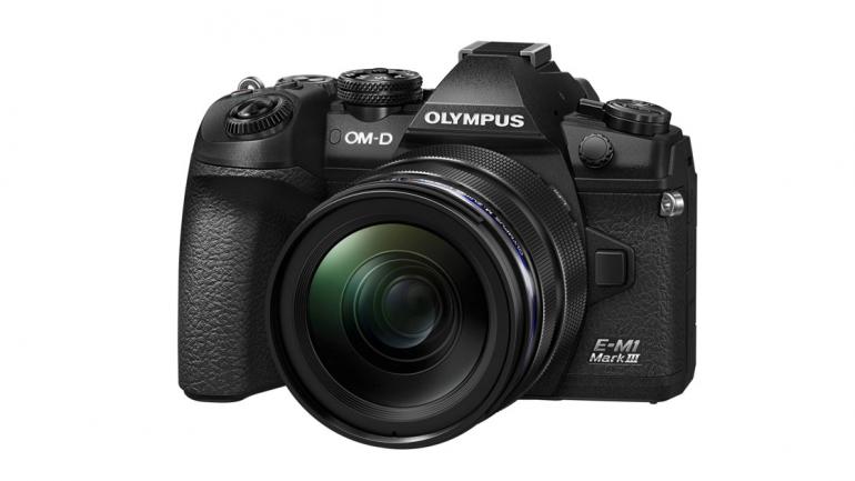 世界最高7.5段の手プレ補正と新しい画像処理エンジンを搭載したオリンパスのミラーレス一眼「OM-D E-M1 Mark III」 @DIME アットダイム