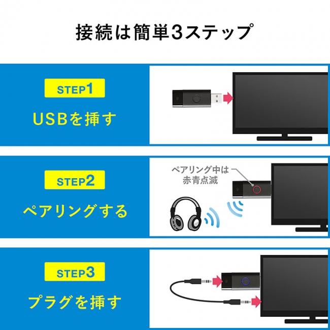 テレビ bluetooth